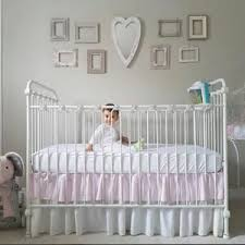 Bratt Decor Crib Skirt by 78 Best White Baby Nurseries Images On Pinterest Baby Room