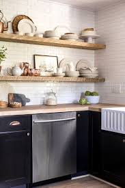 Move Over Subway Tile The Old World Material Making A Comeback by The Kitchen Cottage House Flip Reveal Jenna Sue Design Blog