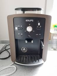 Krups Coffee Maker With Grinder EA8000 Home Appliances Kitchenware On Carousell