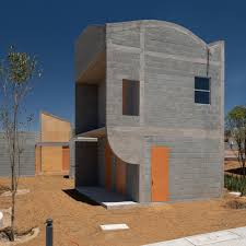 100 Griffin Enright Architects House 10 Apan Housing Laboratory By