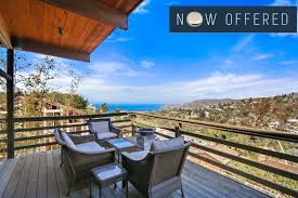 100 Mid Century Modern Beach House Now Listed In Central Laguna This Gorgeously Remodeled