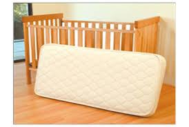 Organic Innerspring Crib Mattress by Eco Baby