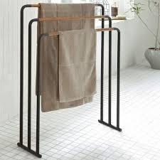 yamazaki handtuchständer plain handtuchhalter bad freistehend kaufen otto