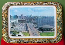 Top Flat Metal Decor Johannesburg Rectangular Tray Servant
