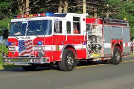Tolland - Zack's Fire Truck Pics