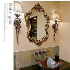 dekorative wand spiegel weiß ps rahmen für badezimmer schlafzimmer kommoden und antike prinzessin decor wand buy dekor