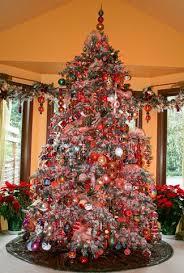 David A Olsens Main Christopher Radko Christmas Tree 2007 The Is 10 Feet Tall With 6 Foot Base Decorated 5150 GKI Bethlehem Renaissance