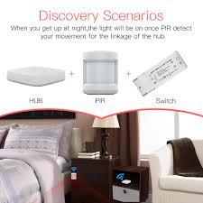 tuya zigbee smart gateway hub smart home brücke smart