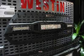 SEMA 2017: Westin HDX LED Grille Best New Exterior Product