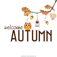 autumn wel e and owl image