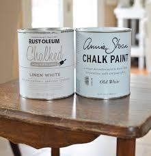 Americana Decor Chalky Finish Paint Walmart by Annie Sloan Chalk Paint Vs Rust Oleum Chalked Paint