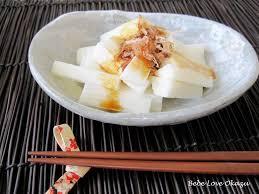 Japanese Pumpkin Salad Recipe by Yamaimo Salad Japanese Mountain Yam U0026 Lakers Bebe Love Okazu