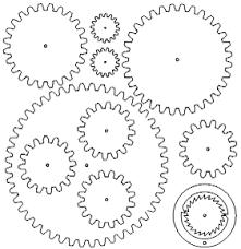 gears and clocks
