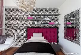 tapisserie chambre fille ado tapisserie pour chambre ado fille maison design bahbe com
