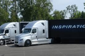 100 What Is A Tandem Truck Daimler Leapfrogs Driverless Trucks Edge Closer Thoughts