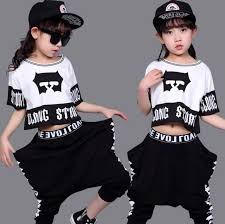 Kids Hip Hop Clothing 2017 Hot Sale Summer Children Fashion Clothes Sweatshirt Harem Pants Teenage