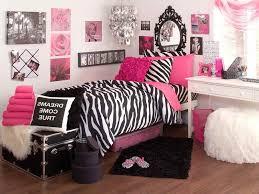 Decals Girls Pink Zebra Bedroom Ideas
