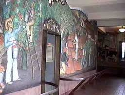 Coit Tower Murals Images by Coit Tower