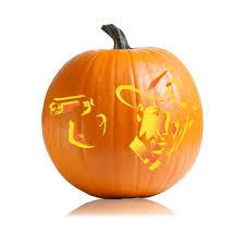 The Walking Dead Pumpkin Stencils Free by Walking Dead Rick Grimes Pumpkin Pattern Ultimate Pumpkin Stencils