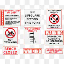 Warning Label PNG Vectors and PSD Files