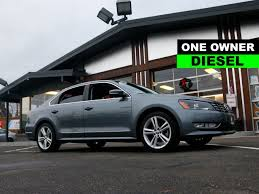 100 Craigslist Portland Oregon Cars And Trucks By Owner 2014 Volkswagen Passat TDI SEL Premium
