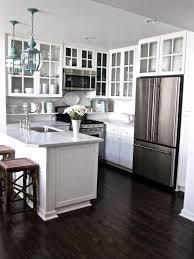 Antique White Kitchen Design Ideas by Grace And Collin U0027s Coastal Cottage U2014 House Tour Coastal Cottage