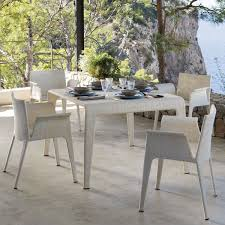 Charming Modern Patio Dining Furniture Modern Outdoor Dining Sets