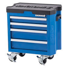 Kincrome K7739 Contour® Mini Tool Chest 2 Drawer Electric Blue ...
