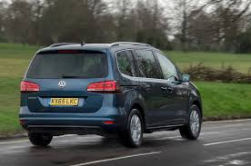 Volkswagen Sharan Review 2017