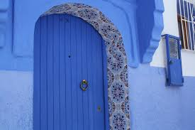 The Tile Shop Naperville Illinois by The Tile Art Spell Of Morocco U0027s Blue City Mozaico Blog