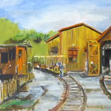Old Poway Park Train Barn By Lydia Velarde | Artwork Archive 4k Walts Barn Miniature Train Ride Los Angeles Live Steamers Choo Mamas Little Helper Jan 17 2016 Other Touringplans Discussion Forums Justi Creek Train Barn Asquared Studios Wpt Wisconsin Life Toy Youtube The Optimist Continues Disney Historical Adventure Inside 10 Books To Read If You Loved Girl On Sweetest Thing Kids Farm Park Jolly Full Miniature At Walt Disneys On The Angles Thomas And Friends Take N Play Toby Spooky With Climbing Frame Wonderful Playframe Jungle Gym
