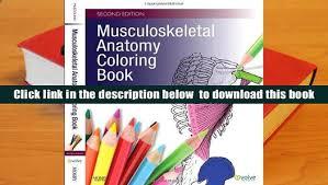 Musculoskeletal Anatomy Coloring Book Pdf E Joseph
