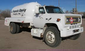 100 Propane Trucks For Sale 1989 Chevrolet Kodiak Propane Bobtail Truck Item G9622 2