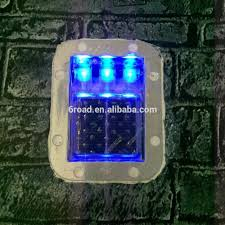 Decorative Reflective Driveway Markers by Solar Pavement Lights Solar Pavement Lights Suppliers And