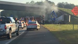Tractor-trailer Driver, Passenger Killed In Fiery I-85 Crash | WSOC-TV Machine De Cirque Welcome To The Gdot Could Personal Conveyance Be Chaing Lee Trans Old Trucks In Portland One Bad Ass Mg Jubitz Truck Stop Vlog 85 6 Ac Hwy 1216 Lyndon Wi Nanci Caflisch Inrstate North Commerce Lake Hartwell Aaroads Georgia Purple Heart Run Stops In Pladelphia Youtube Torch Restaurant And 65 Acres Macon County Oklahomabased Loves Travel Hits Major Milestone With 400 Tom Moreland Interchange Wikipedia Country Stores Iowa 80 Truckstop