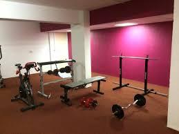 salle de fitness photo de hotel le servotel castagniers