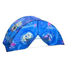 bedding formalbeauteous nickelodeon spongebob bed tent with bonus