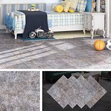 livelynine pvc bodenbelag vinylboden linoleum boden badezimmer küche schlafzimmer vinylfliesen 4 fliesen