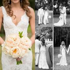 Cheap Rustic Wedding Dresses Image