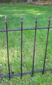 Halloween Cemetery Fence by Scarefx Halloween Props Graveyard Items