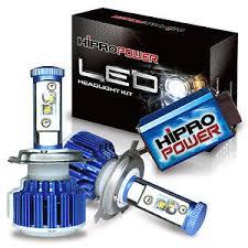 80w cree xm l2 led headlight bulbs toyota yaris 2007 2008 2009