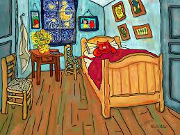 Van Gogh Bedroom In Arles Analysis Home Design