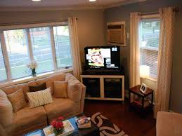 Living Room With Fireplace In Corner by Articles With Arranging Living Room Furniture With Tv Tag Placing