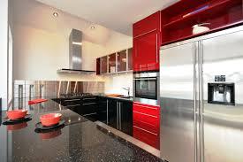 Kitchen 1950s Design Smeg 50s Style Refrigerator With Freezer Compartment Union Jack
