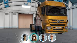100 Truck Driver Game Is Making A Stop On PS4 Xbox One PC Team VVV