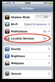 iOS 4 3 3 Clearing Your iPhone Location Cache – The Mac Observer