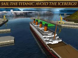 Titanic Sinking Ship Simulator 2008 by 3d Titanic Parking Simulator By Play With Friends Free