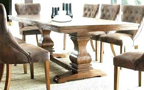 Solid Wood Diningroom Table Dining Room Sets Unique Round Furniture Kitchen Best