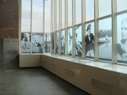 South Street Seaport Museum Used Translucent Vinyl On Windows