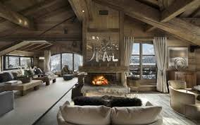 The Choice Of Furniture For A Lodge Or Cabin With Rustic Theme